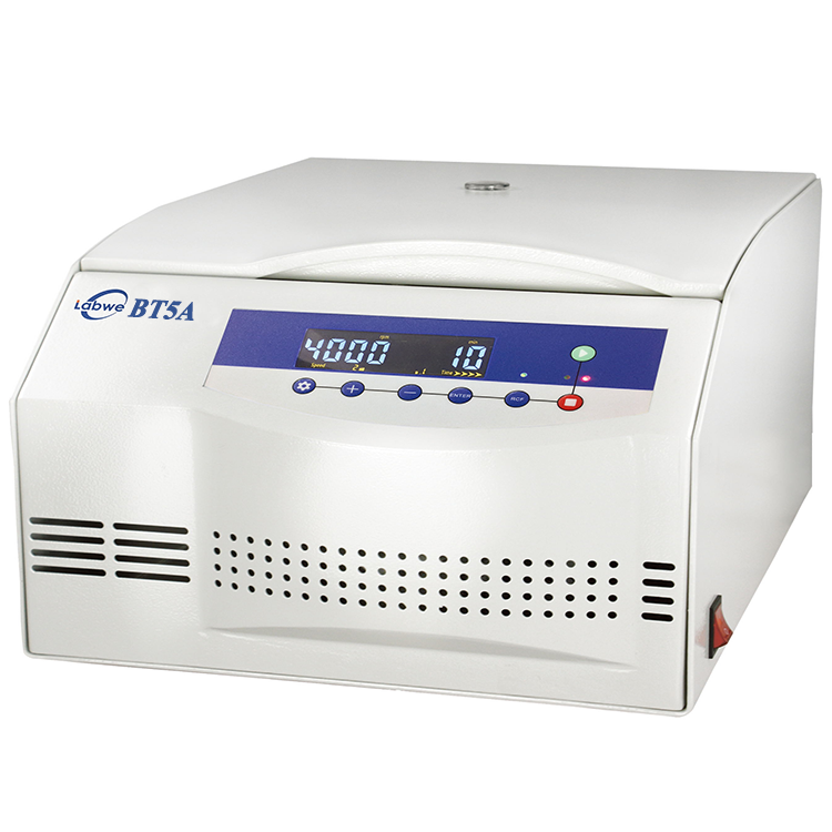 Benchtop multi-pipe Centrifuge BT5A