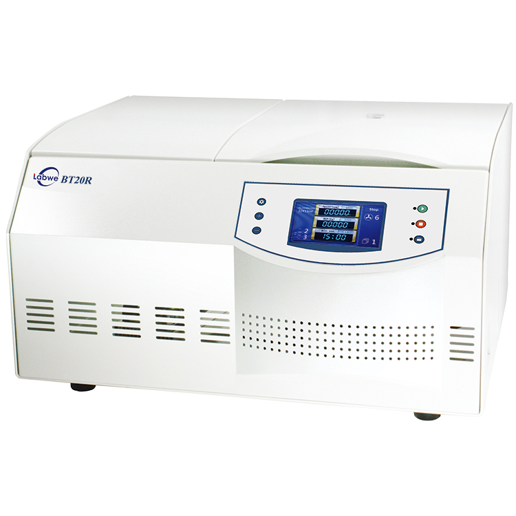 COVID test centrifuge BT20R