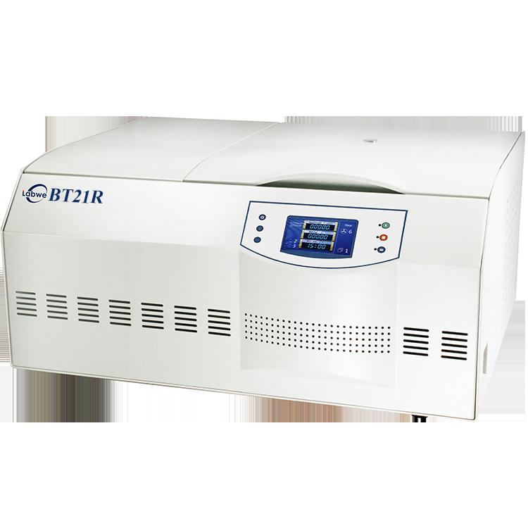 COVID test centrifuge BT21R